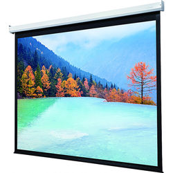 """GrandView Crystal Series 58 x 92"""" Motorized Projection Screen"""