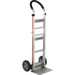 Magliner Two-Wheel Folding Hand Truck with Straight Back Frame