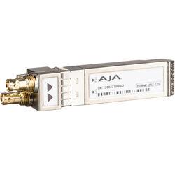 AJA 12G/6G-SDI Dual Coax HD-BNC Receiver for FS4 Synchronizer
