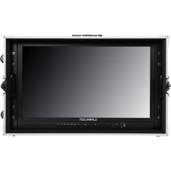 """FeelWorld 23.8"""" 4K Ultra-HD Carry-On Broadcast Director Monitor"""