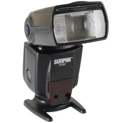 Sunpak PZ58x Flash for Sony Cameras