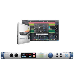 PreSonus Studio 192 Audio Interface and Studio One Professional Recording Software Bundle