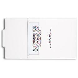 Pina Zangaro Envelopes (25-Pack, White)