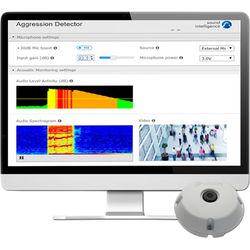 Louroe LE-805 Aggression Detector Software