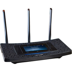 TP-Link Touch P5 Dual-Band Wireless-AC1900 Touch Screen Gigabit Router