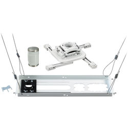 Chief Ceiling Mount Kit for Projectors up to 25 lb (White)