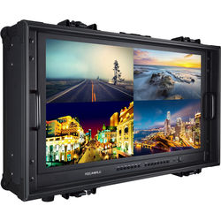 "FeelWorld 28"" 4K Ultra-HD Carry-On Broadcast Director Monitor"