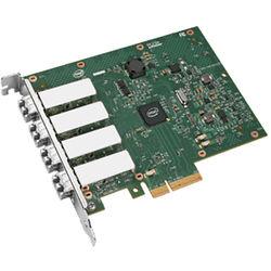 Intel I340-F4 Quad-Port PCIe Ethernet Server Adapter (Pack of 1)