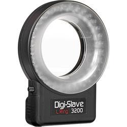 Digi-Slave L-Ring 3200D LED Ring Light with Diffuser