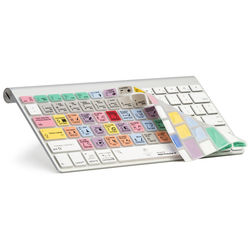 LogicKeyboard Adobe Photoshop CC LogicSkin Keyboard Cover for Mac (American English)