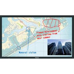"Panasonic 80"" BF1 Series Multi-Touch Full HD Professional Display"