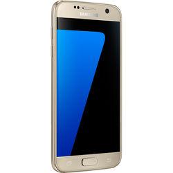 Samsung Galaxy S7 Duos SM-G930FD 32GB Smartphone (Unlocked, Gold)