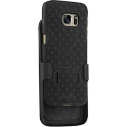 Aduro Shell and Holster Combo Case for Galaxy S7