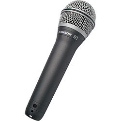 Samson Q7 Supercardioid Neodymium Dynamic Handheld Microphone