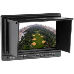 "Elvid SkyVision 7"" On-Camera & Aerial Imaging LCD Monitor"