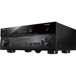 Yamaha AVENTAGE RX-A760BL 7.2-Channel Network A/V Receiver