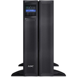 APC Smart-UPS X 100-127V Rack/Tower with LCD & Network Card (2000VA)