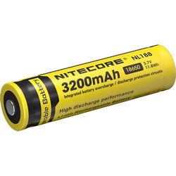 NITECORE 18650 Li-Ion Rechargeable Battery (3.7V, 3200mAh)