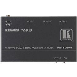 Kramer VS30FW 3-Port FireWire-800 Repeater/Hub