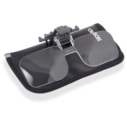 Carson CF-10 Clip and Flip Magnifying Lenses