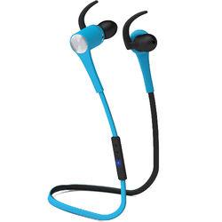 POM GEAR Sport Pro2Go SP-100 Bluetooth Earbuds (Blue/Black)