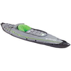 Coleman Sevylor Quikpak K5 Kayak (1-Person)