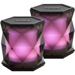 iHome iBT682 Mini Bluetooth Stereo Speakers