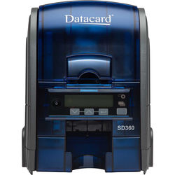 DATACARD SD360 2-Sided Duplex Card Printer with ISO Magnetic Stripe & OpenCard Options