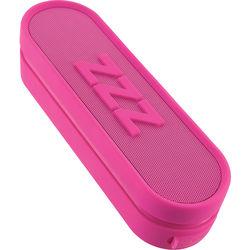 iHome iM14 Jumbo Snooze Bar Alarm Clock with USB Charging (Pink)