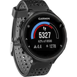 Garmin Forerunner 235 GPS Running Watch with Wrist-Based Heart Rate (Black and Gray)