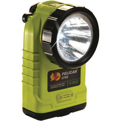 Pelican 3765 Right Angle Flashlight (Yellow)