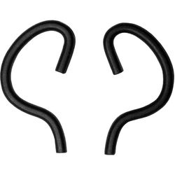 Silynx Communications OTE Ear Hook Retainers (3-Pair, Black)
