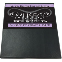 """Museo Portrait Photo Paper (Luster, 13 x 19"""", 25 Sheets)"""