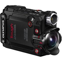 Olympus Stylus Tough TG-Tracker Action Camera (Black)