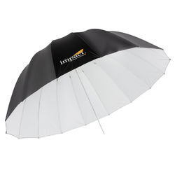 "Impact X-Large Deep White Umbrella (65"")"