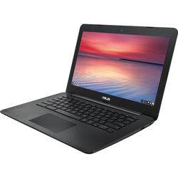 "ASUS 13.3"" 16GB C300SA Series Chromebook (Black)"