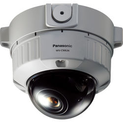 Panasonic WV-CW634S Super Dynamic 6 700 TVL Dome Camera with 3.8-8mm Varifocal Lens (Surface Mount)