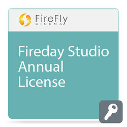 FireFly Cinema FireDay Studio (Annual License, Download)