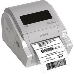 Brother TD-4000 Desktop Bar Code Printer