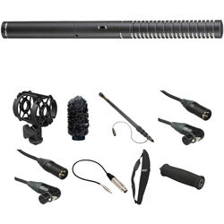Rode NTG2 Complete Shotgun Microphone HDSLR Kit