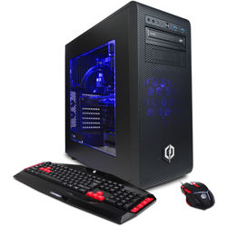 CyberpowerPC Gamer Supreme Liquid Cool SLC9400 Gaming Desktop Computer