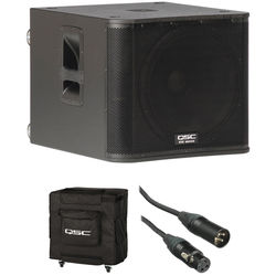 QSC KW181 Kit with Cover and Cable