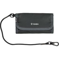 Tenba Tools Reload SD 6 + CF 6 Card Wallet (Gray)