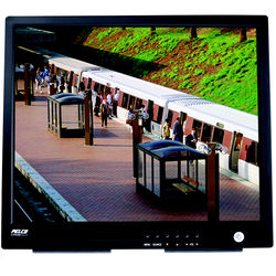 """Pelco PMCL319BL 19"""" Multimode Functionality LCD Monitor"""