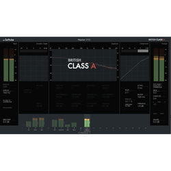 Softube British Class A Plug-In For Console 1