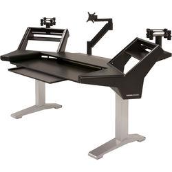 Argosy Halo-K-XL-B-S Halo-K Ultimate Studio Desk