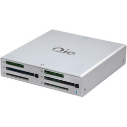 Sonnet QIO Professional Media Reader with PCIe 2.0 Card Interface for Windows