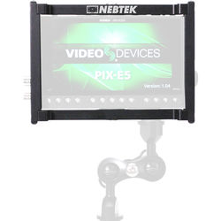 Nebtek Mounting Cage for Video Devices PIX-E5 / PIX-E5H Recording Video Monitor