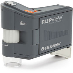 Celestron 5.0MP FlipView LCD Digital Handheld Microscope