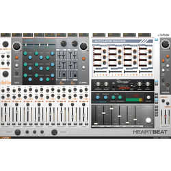 Softube Heartbeat - Drum Synthesizer Plug-in (Download)